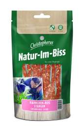 Christopherus Natur- Im- Biss - Chicken Rice Sticks  60 g