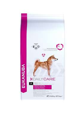 Eukanuba Daily Care Sensitive Digestion, Chicken  12.5 kg