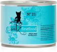Catz Finefood No.21 Game & Rosefish 200 g