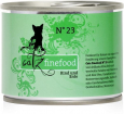 Catz Finefood No.23 Beef & Duck 200 g