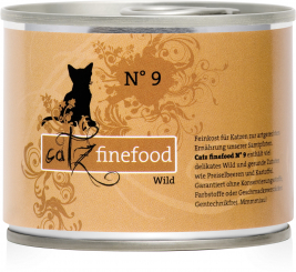 No. 9 Game Catz Finefood 4260101761576