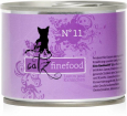 Catz Finefood No.11 Lamb & Rabbit 200 g