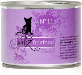No.11 Lamb & Rabbit Catz Finefood 4260101761606