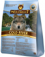 Wolfsblut Cold River, Fresh Trout, Sweet Potatoes, See Plants and Spirulina 15 kg - Koiranruoka ilman kanaa