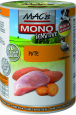 Dog Mono Sensitive - Pute von MAC's 400 g