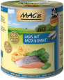 MAC's Dog - Salmon, Pasta & Espinacas 800 g