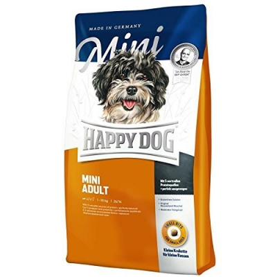 Happy Dog Supreme Mini Adult  4 kg, 300 g, 1 kg
