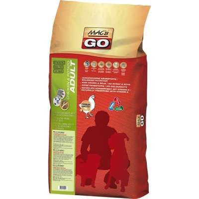 MAC's Go Adult Frango & Batata  3 kg, 12 kg