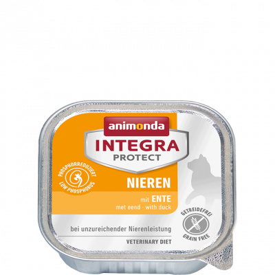 Animonda Integra Protect Nieren Adult mit Ente 100 g, 200 g
