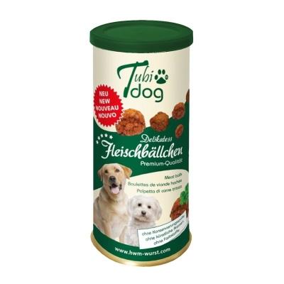 Hansepet - Tubidog Boulettes de viande pour chien 120 g Viande