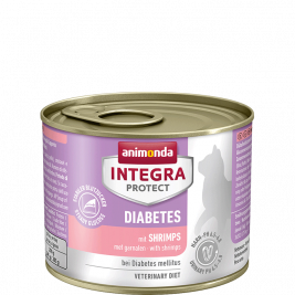 Integra Protect Diabetes Adult con Gamberi Animonda 4017721868440