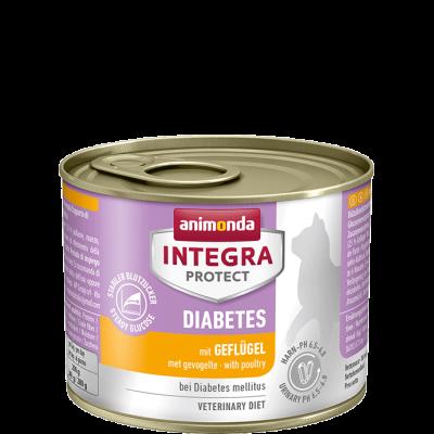 Animonda Integra Protect Diabetes Adult mit Geflügel 100 g, 200 g