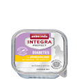 Animonda Integra Protect Diabètes Adult Foie de Poulet  100 g  - Félin