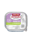 Integra Protect Diabetes Adult mit Putenherzen von Animonda 100 g