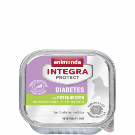 Integra Protect Diabetes Adult con Cuori di Tacchino Animonda 4017721866293