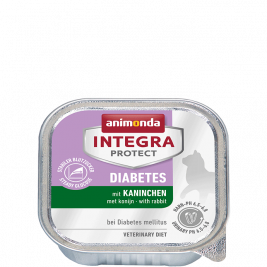 Integra Protect Diabetes Adult con Coniglio Animonda 4017721866897