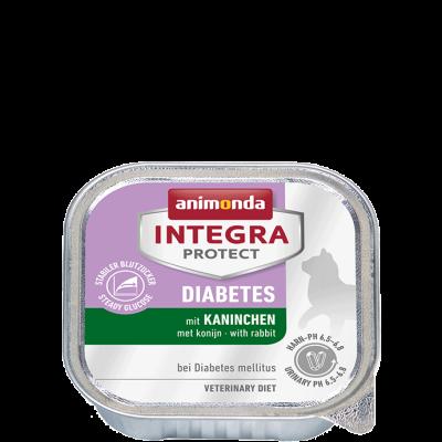 Animonda Integra Protect Diabetes Adult con Coniglio 200 g, 100 g