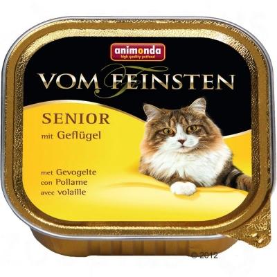 Animonda Vom Feinsten Senior with Poultry 100 g