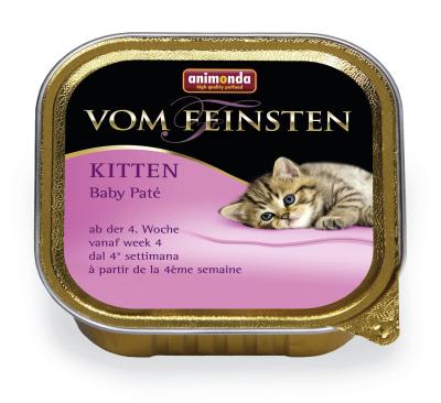 Animonda Vom Feinsten Kitten Baby-Pate 100 g