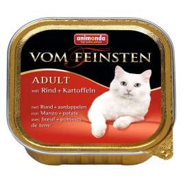 Vom Feinsten Adult with Beef + Potatoes Animonda 4017721832113