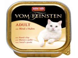 Vom Feinsten Adult with Beef & chicken Animonda 4017721832083