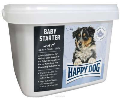 Happy Dog Baby Starter 1.5 kg