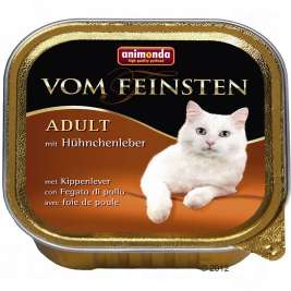 Vom Feinsten Adult with Chicken liver Animonda 4017721833042