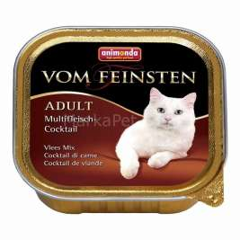 Vom Feinsten Adult Multi-Meat Cocktail Animonda 4017721832045