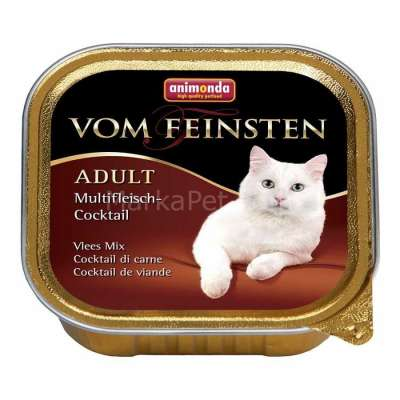 Animonda Vom Feinsten Adult Multi-Meat Cocktail 100 g