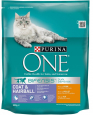 Dessa produkter köps oftast ihop med Purina ONE Bifensis Coat & Hairball, Rich in Chicken and Whole Grains