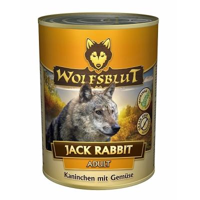 Wolfsblut Jack Rabbit - Kaninchen mit Gemüse  395 g