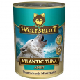 Atlantic Tuna - Tuna & Sea lettuce 395 g fra Wolfsblut