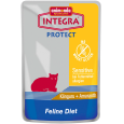Animonda Integra Protect Sensitive Kangaroo & Amaranth Pouch 85 g