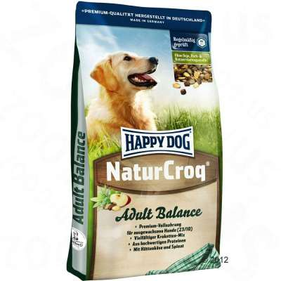 Happy Dog NaturCroq Adult Balance  1 kg, 15 kg, 4 kg