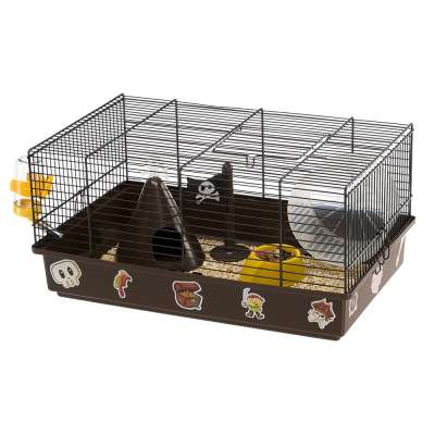 Ferplast Cage - Criceti 9 Pirates 46x29.5x23 cm