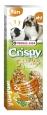 Versele Laga Crispy Sticks Kaninchen/Meerschweinchen Karotte & Petersilie 110 g vorteilhaft