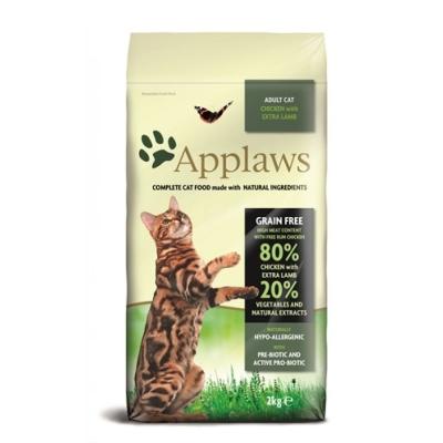 Applaws Hühnchen & Extra Lamm 400 g, 2 kg, 7.5 kg, 1.8 kg, 350 g, 6 kg
