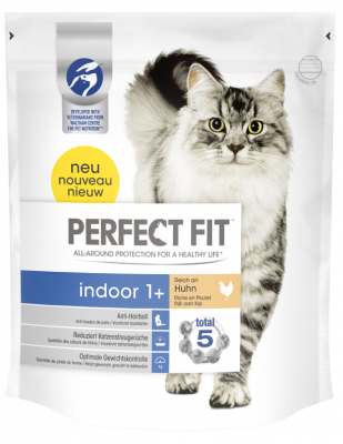 Perfect Fit Indoor 1+ med Kyckling 750 g, 190 g, 1.4 kg