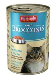 Animonda Brocconis Cat with Chicken & Pollock  400 g