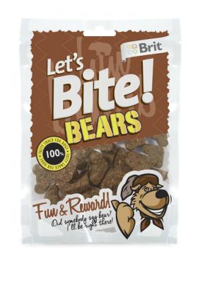 Brit Let's Bite Bears 150 g