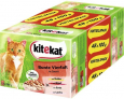 Kitekat Colorful Variety in Sauce 48 pouches 100 g economico
