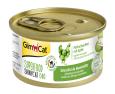 GimCat Superfood ShinyCat Duo Chicken Filet with Apples tegen gunstige prijzen bestellen