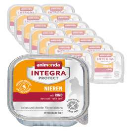 Integra Protect Nieren Adult mit Rind Animonda  4017721868020