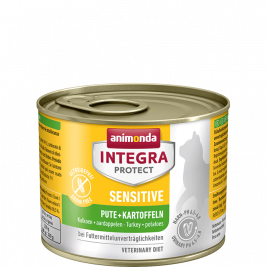Integra Protect Sensitive Adult Dinde + Pommes de Terre Animonda 4017721868594