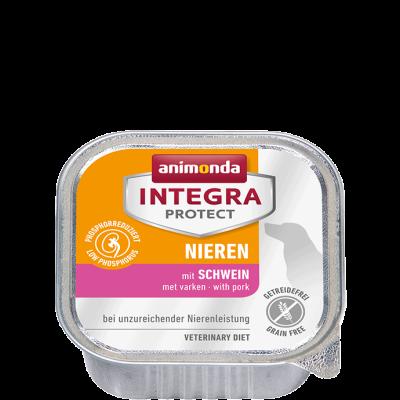 Animonda Integra Protect Insuffisance rénale Adult au Porc  400 g, 150 g