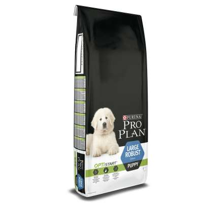 Purina Pro Plan Large Puppy - Robust Optistart runsaasti Kanaa 12 kg