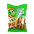 DeliBest Premium Bull Chew Gourmet, 15 cm 500 g