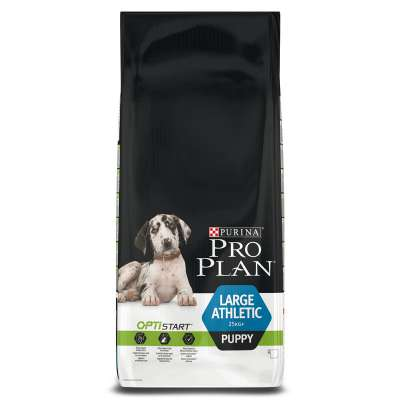 Purina Pro Plan  Large Puppy Athletic - Optistart runsaasti Kanaa 12 kg