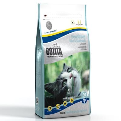 Bozita Feline Sensitive Diet & Stomach 400 g, 2 kg, 10 kg