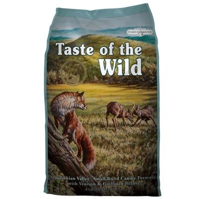 Taste of the Wild Appalachian Valley Small Breed Hirsch mit Garbanzo Bohnen  6 kg